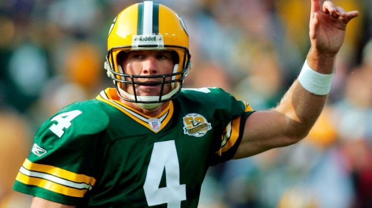Brett Favre Sportsman Of The Year