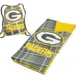 Green Bay Packer Sleeping Bag